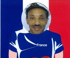 Paris -Captain/ coupe du Monde de Foot
