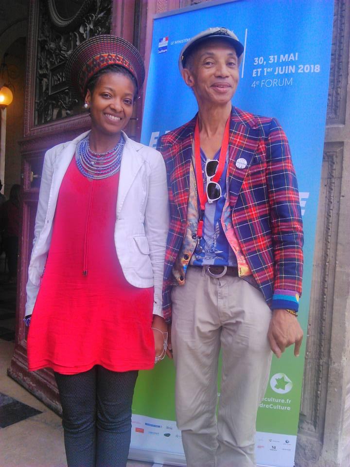 Journée Enreprendre dans la Culture -afro Beaux arts  CCA