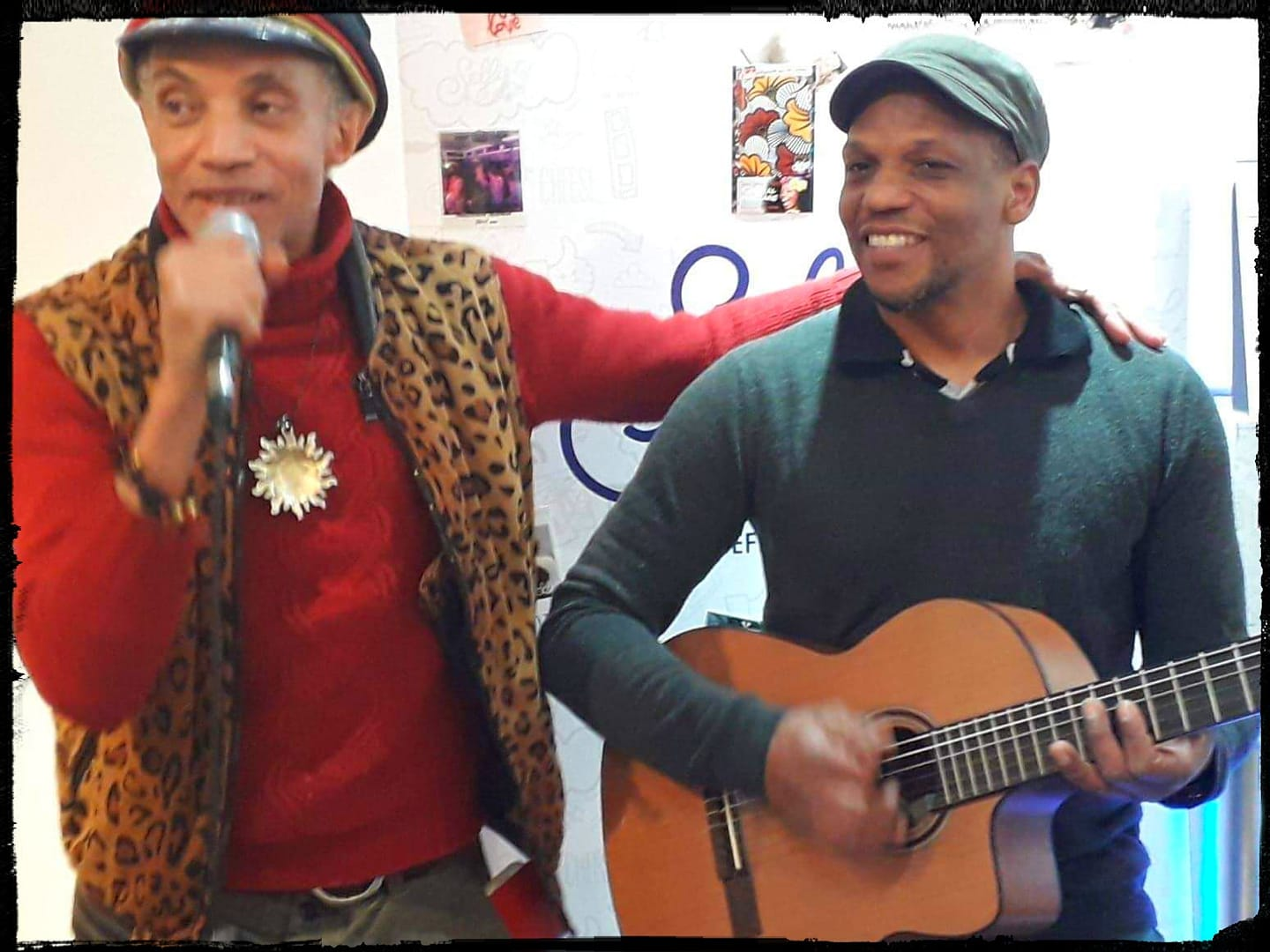SALON AFRO LATINO  LIVE SESSION