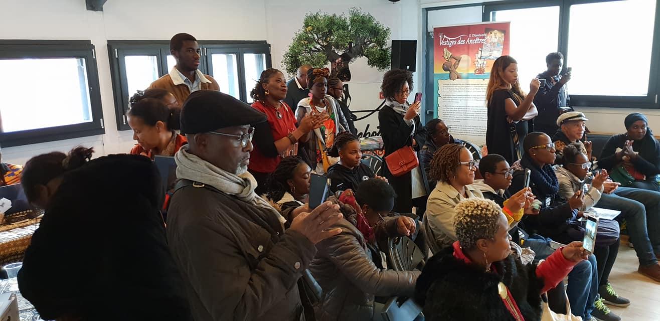 Afro-cult day/ salle des conferences