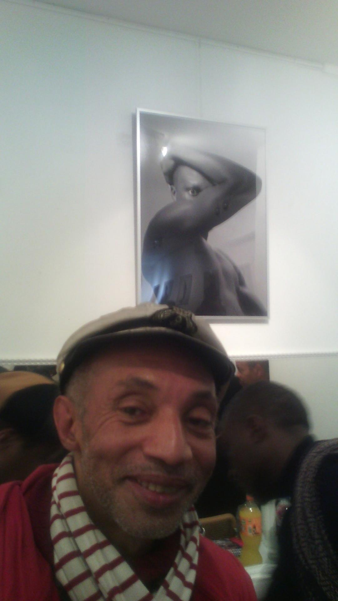 Image des noirs et sexualté/xpos photo &debat a Bastille