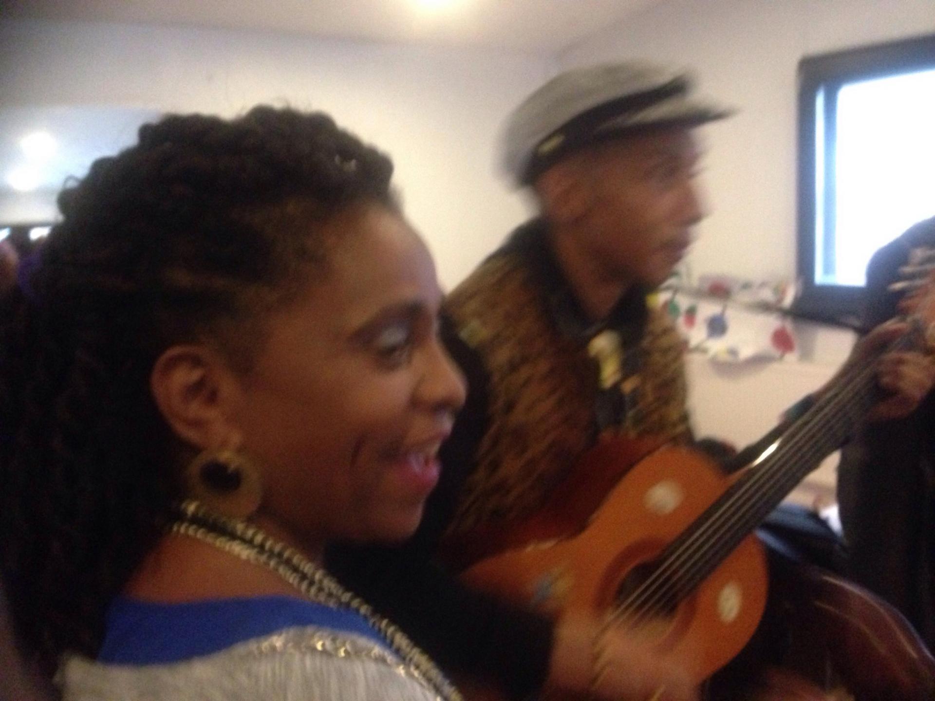 Afro cult day : impro Music souten a la lutte contre la Drepanocytose