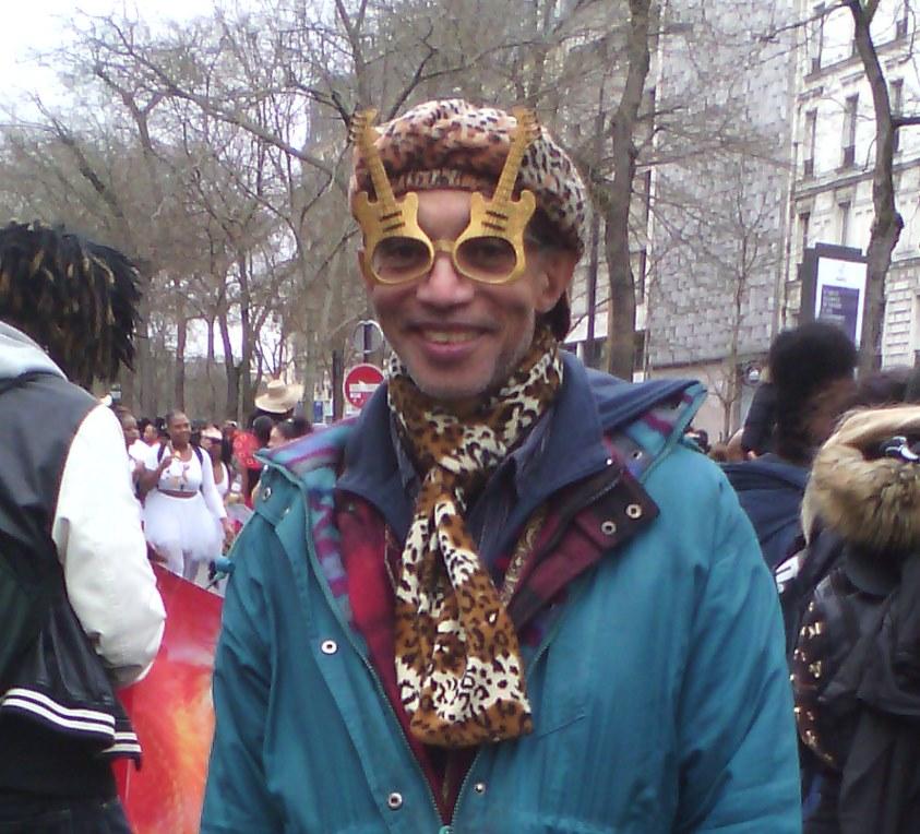 carnaval de Paris - captain freddy az lion guitar hero