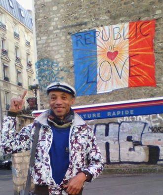CAPTAINFREDYAZ BELLEVILLE-PARIS/REPUBLIC OF LOVE